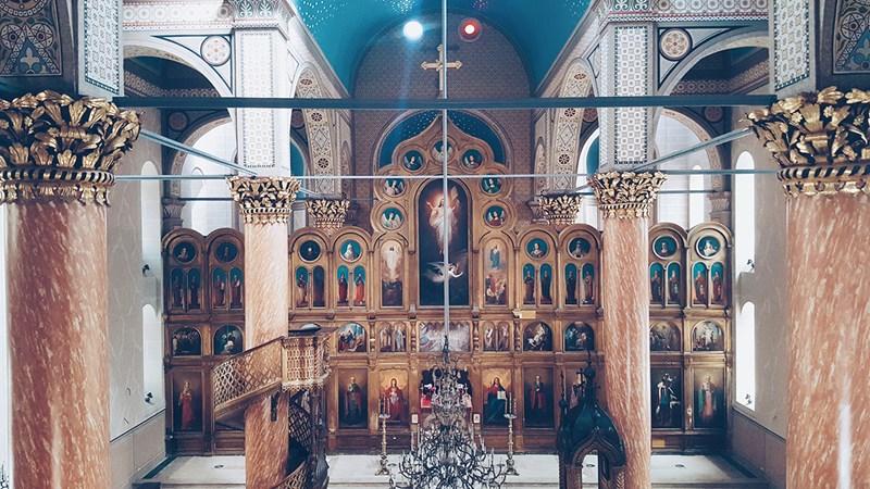 Saborna crkva Roždestva Presvete Bogorodice, Sarajevo, 27.06.2017. ©Boris Trapara