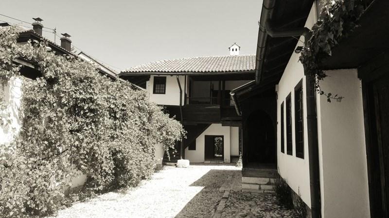 Muška avlija i muška kuća (selamluk), Svrzina kuća, 13.07.2016. ©Boris Trapara