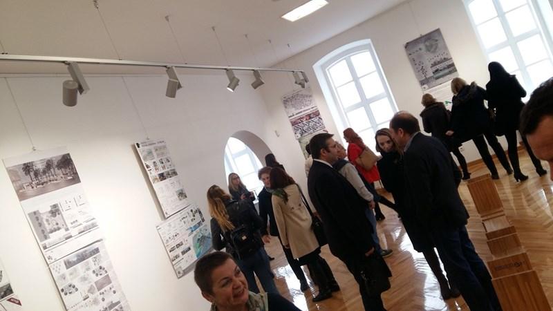 25.Međunarodni salon urbanizma Sremska Mitrovica ©Ilma Begović