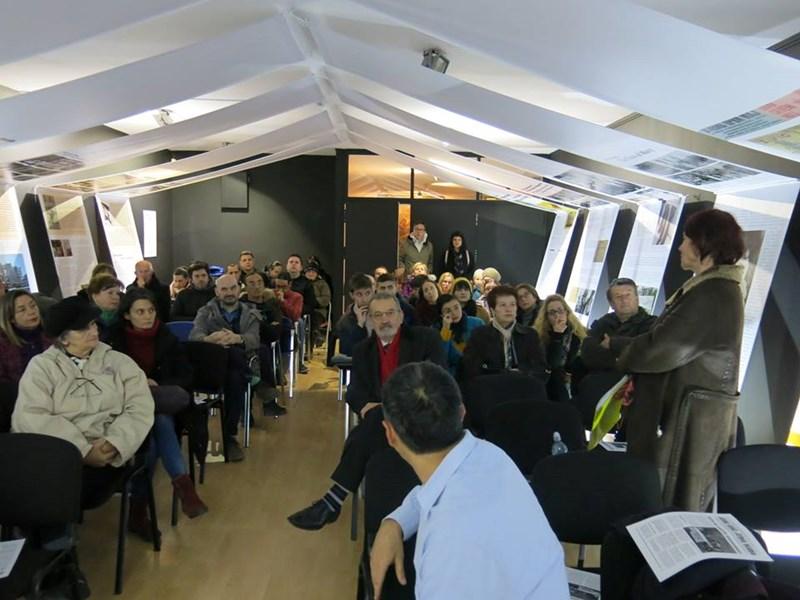 Učesnici Građanske javne rasprave o snabdijevanju Sarajeva vodom
