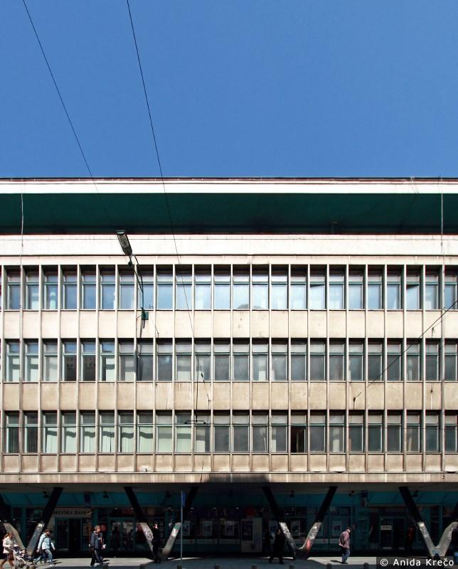 Poslovna zgrada Šipad, Sarajevo ©Anida Krečo