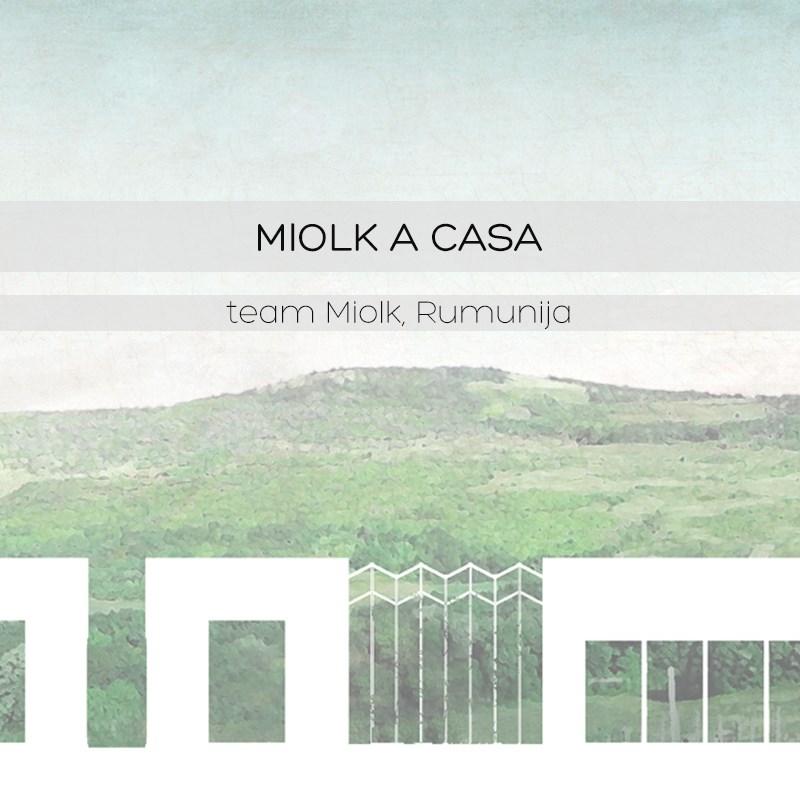 Miolk a casa ©Alexandra Berdan, Adriana Gheorghiescu, Tiberiu Teodor-Stanciu, Oana Codru, Ramona Costea, Oana Frunză