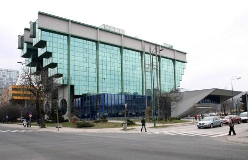 Zgrada Elektroprivrede služi kao sjedište nacionalne kompanije za distribuciju električne energije u Bosni i Hercegovini ©Zoran Kanlić (2015.)