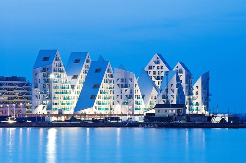 The Iceberg; Autor: Mikkel Frost, CEBRA;  Objekat godine 2015.    Lokacija: Aarhus, Danska Foto: Mikkel Frost