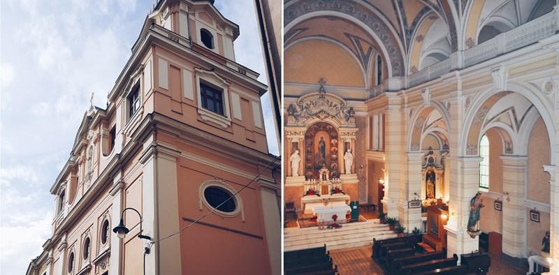 Crkva Kraljice sv. Krunice, Banjski brijeg, Sarajevo, 18.10.2016. i 22.01.2015. ©Boris Trapara