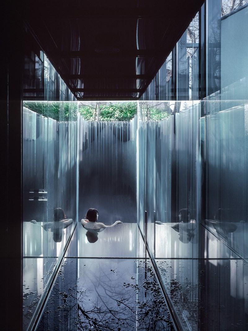 RCR, Les Cols Pavilion, Hisao Suzuki