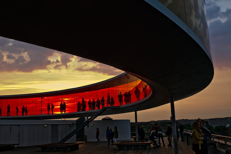 ARoS Next Level, Schmidt Hammer Lassen architects, foto - Adam Mork