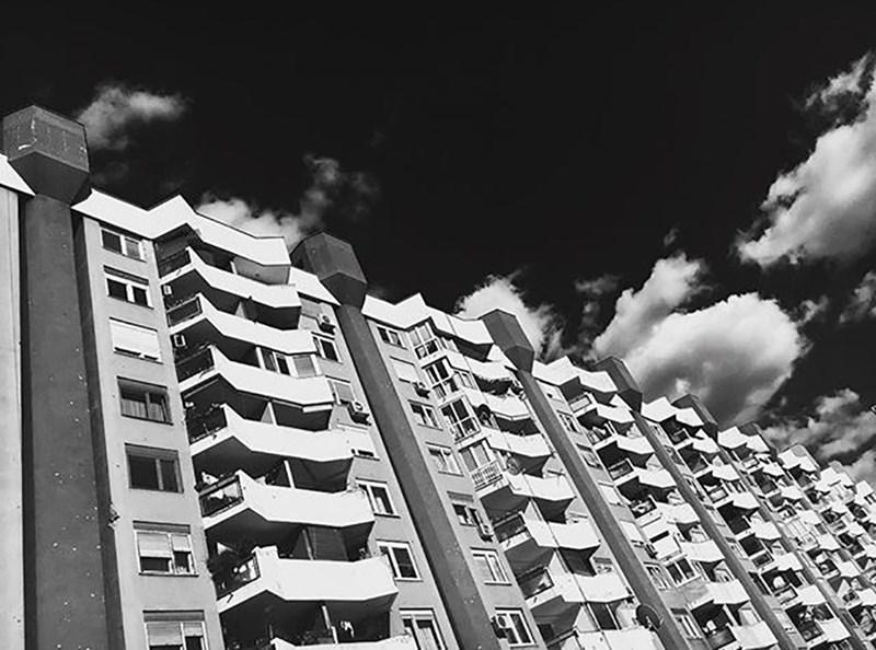 Stambeno - poslovna zgrada _Loris_, Sarajevo  ©Mersiha Karić