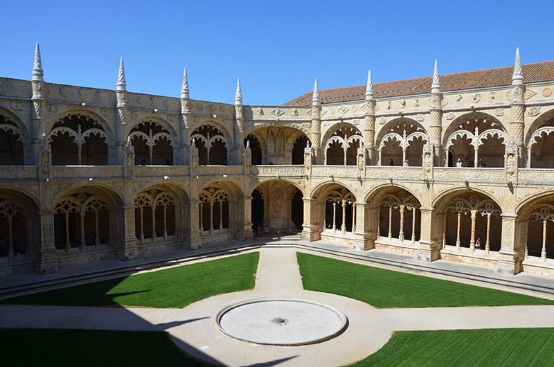 Monasterio de los Jerónimos de Belem, Lisabon  ©Milorad Kremenović