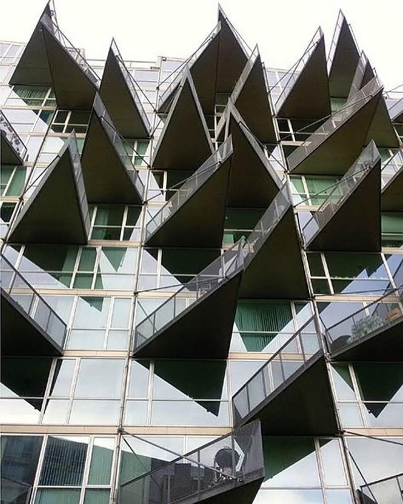 VM Houses,Copenhagen_BIG + JDS Architects ©Ana Osrečak