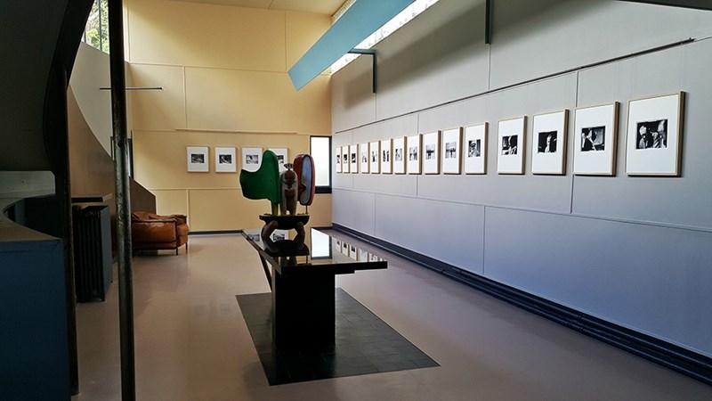 Maison La Roche, galerija umjetničkih slika, 26. april 2017. ©Boris Trapara