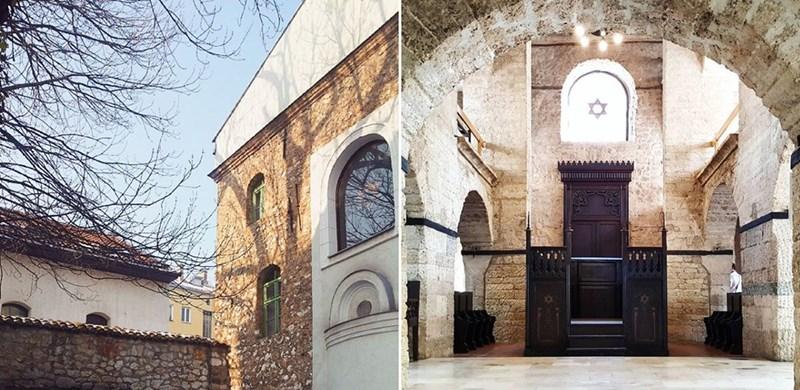 Sefardska sinagoga (Stari hram, Il Kal grandi, Il Kal Vježu) – Muzej Jevreja, 15.01.2015. ©Boris Trapara
