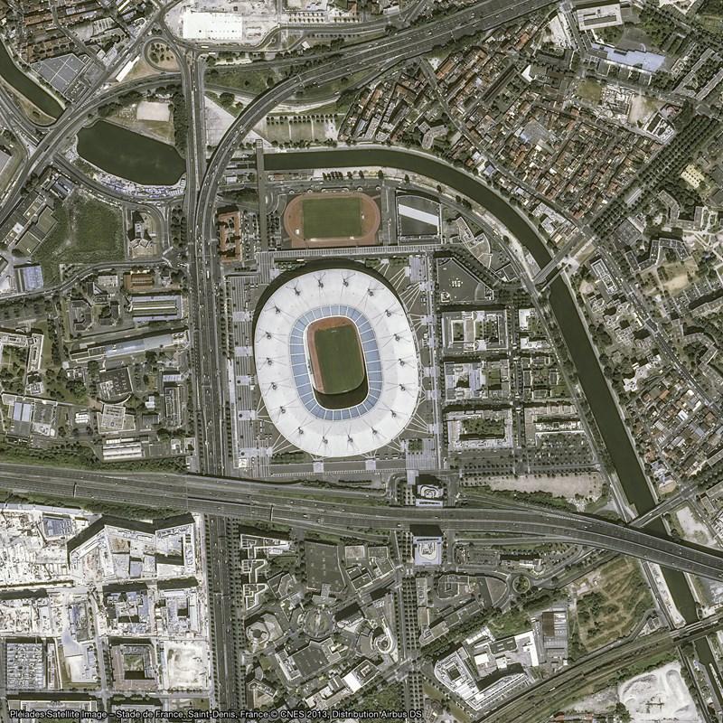 Stade de France, Saint Denis ©http://www.intelligence-airbusds.com/en/5751-image-detail?img=39814#.WYeGJYiGMdU
