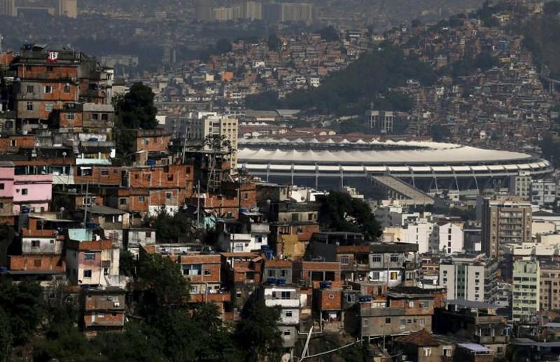 Nejednak razvoj gradova: Sao Paolo, Brazil (Reuters)