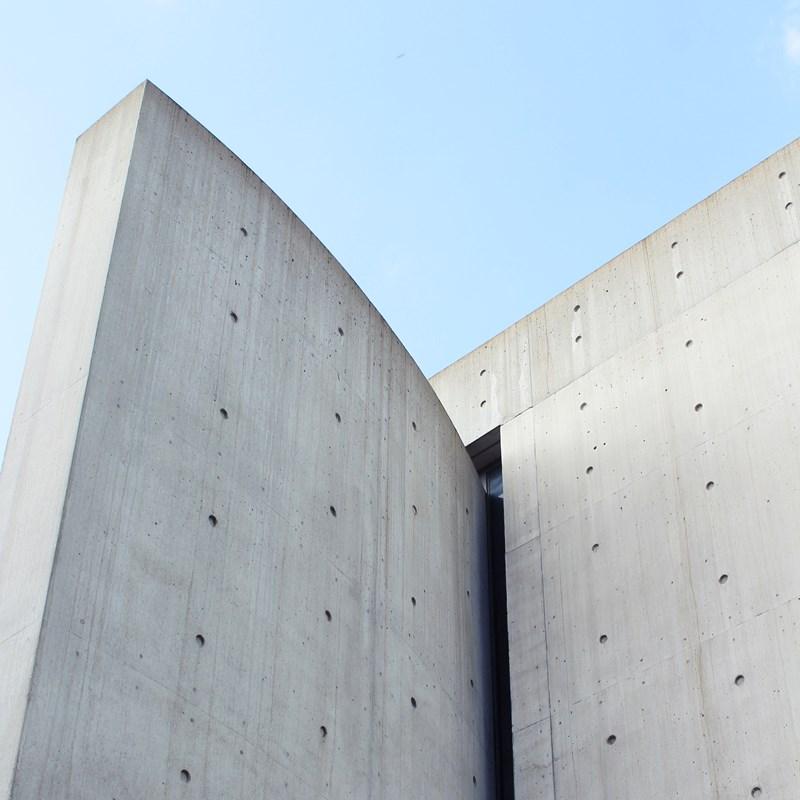 Vitra Campus - Conference Pavillion / Tadao Ando / © Ana Bosankić