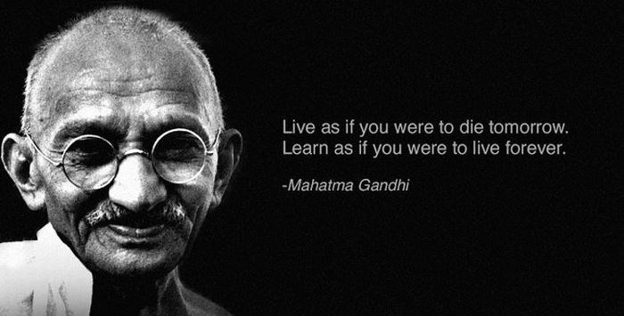 Izvor: https://survivingmexico.files.wordpress.com/2015/07/ghandi-quote-lent-2015.jpg