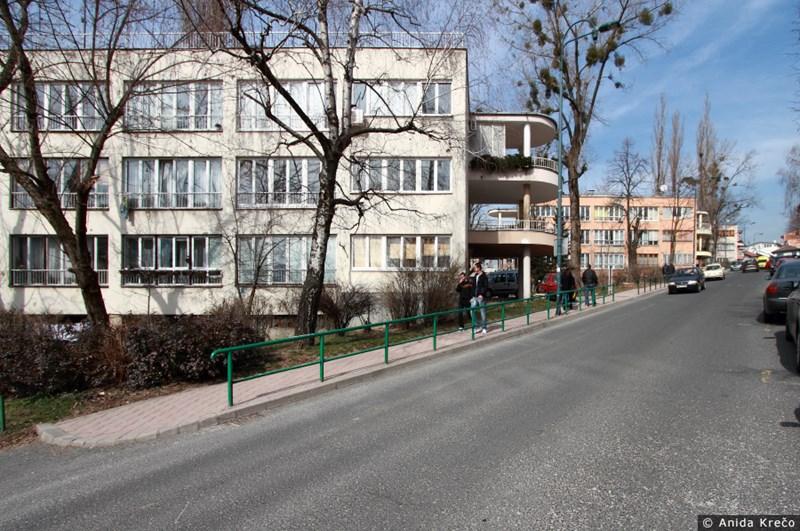 Stambena kolinija Džidžikovac /Sarajevo/ Projektanti: Muhamed i Reuf Kadic/ 1947./  © Anida Krečo