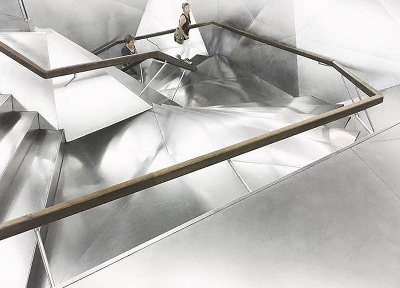Caixa Forum Madrid / Herzog  de Meuron Architects © Tena Kneżević