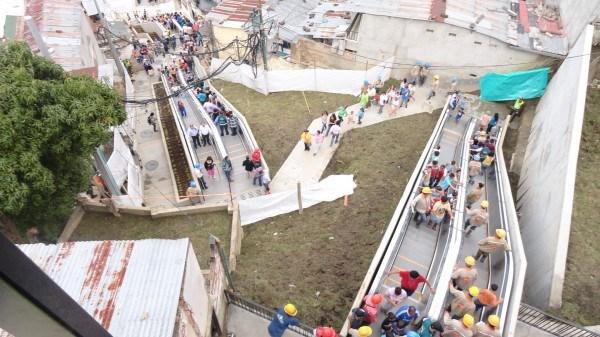 Projekat eskalatora http://www.wnyc.org/story/284405-medellin-gets-mega-escalator/