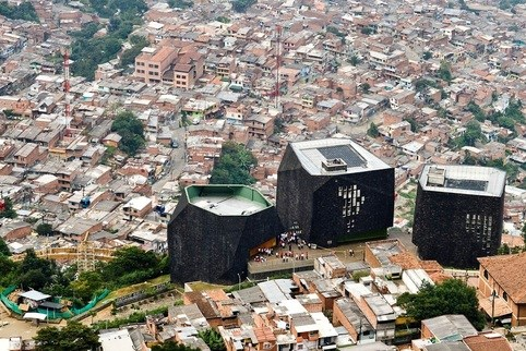 Biblioteka Espana https://ecoinformer. wordpress.com/ 2014/04/18/city- spotlight-medellin/