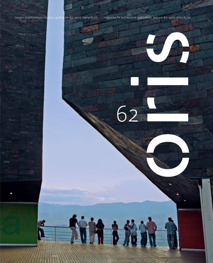 Medellin: Časopis Oris naslovnica