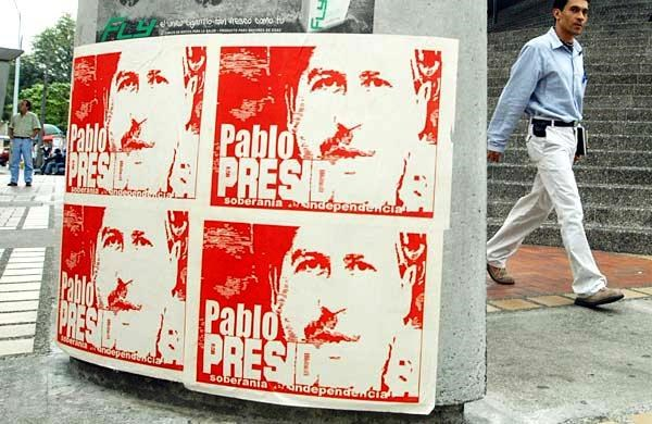 Uticaj narko-kartela: kandidatura Pablo Escobar-a na izborima http://www.worldpolicy.org/blog/2012/07/20/colombia-faces-its-demons-justice-escobar-era