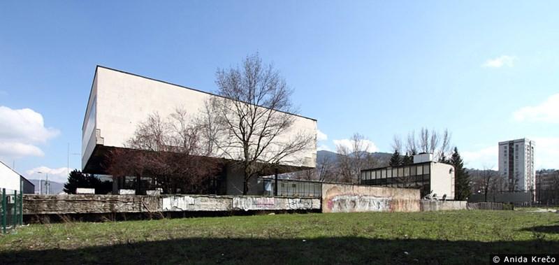Historijski muzej Bosne i Hercegovine/ Sarajevo/ Projektanti: Boris Magaš, Edo Smidihen i Radovan Horvat / 1959. / © Anida Krečo