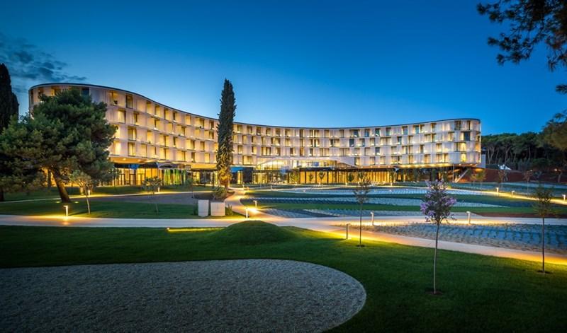 Hotel Amarin pored Rovinja - Lea Pelivan i Toma Plejić/ Studio UP ©službene hotelske fotografije Obiteljski hotel Amarin (Maistra)