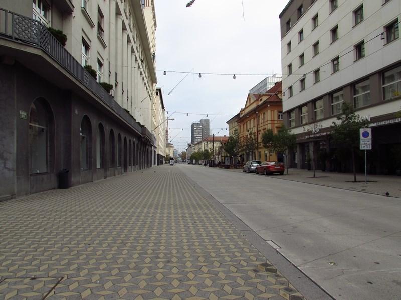 Slovenska cesta sjever © Andrea Pavlović