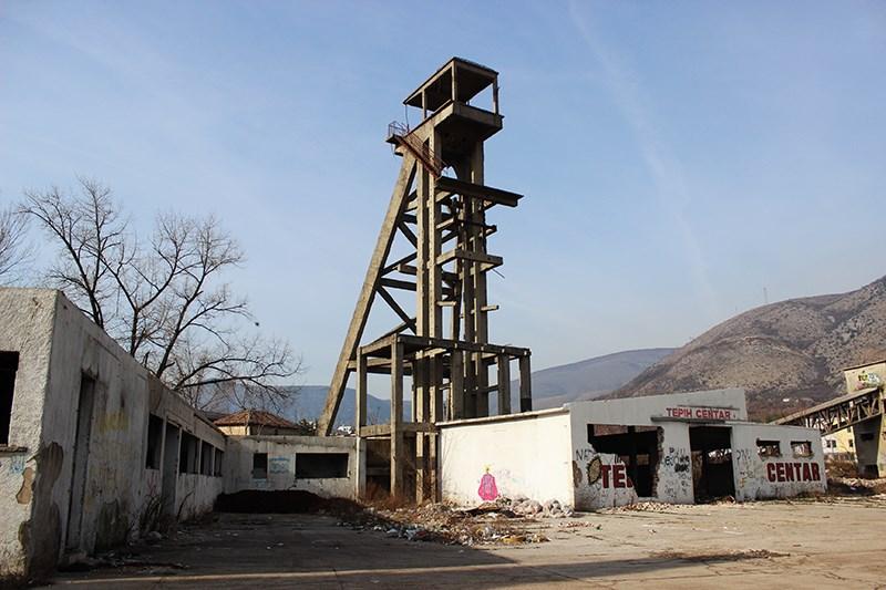 Nedavno srušeni toranj. Upravo u ovakvim objektima Nijemci vide ogroman potencijal © Martina Penava