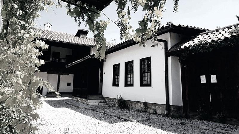 Svrzina kuća, primjer narodnog stambenog graditeljstva osmanske arhitekture u Sarajevu, foto: Boris Trapara