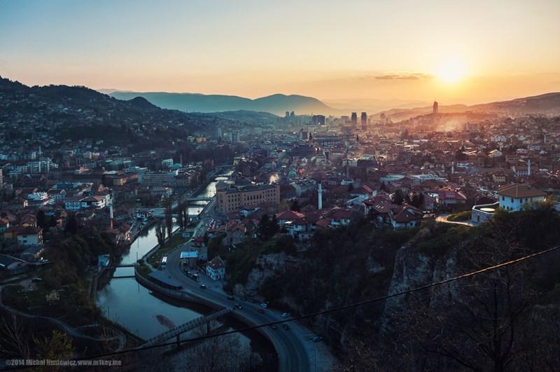 Sarajevo  © Michał Huniewicz