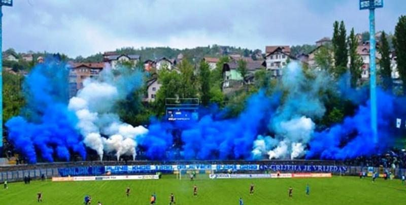 Stadion Željezničar © M.ČOKO.