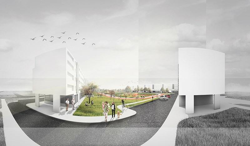Idejno urbanističko-arhitektonsko rješenje Novo Žepče