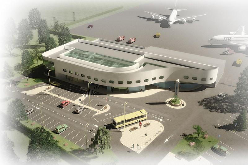 Međunarodni aerodrom Tuzla, Dubrave Gornje