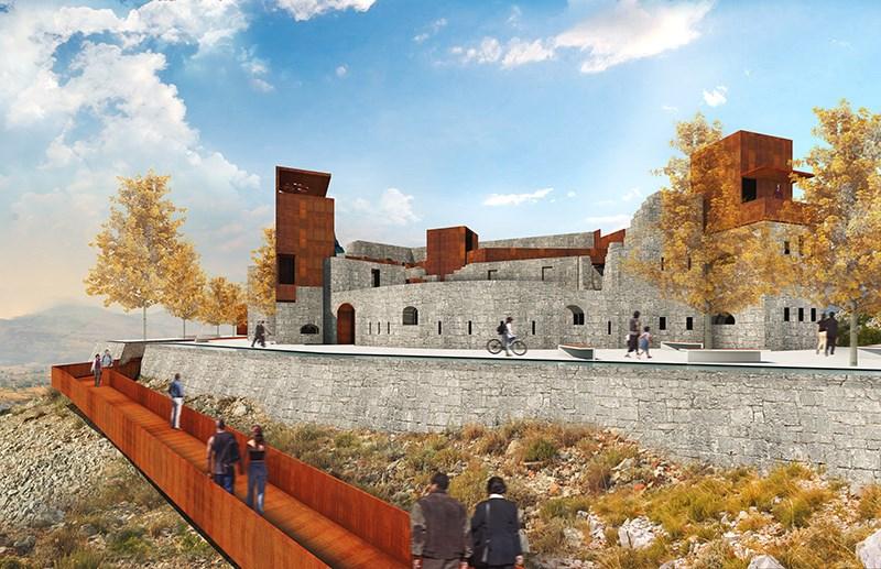 Oživljavanje Austro-Ugarske fortifikacije Kličanj, Trebinje